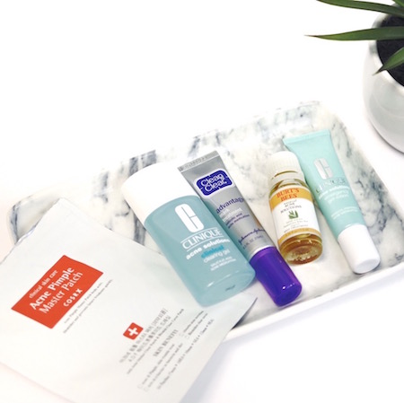 Top 5 Acne Spot Treatment Products
