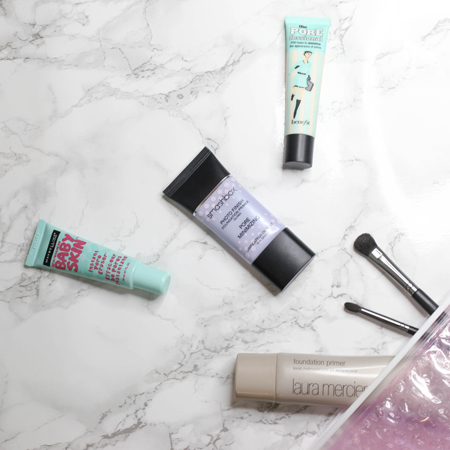 Top 5 Most Popular Face Primers