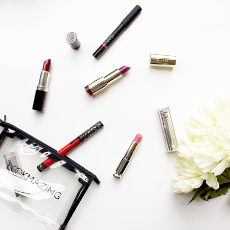 favorite fall lipstick colors