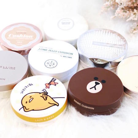 Korean BB Cushion Review (Part 2)