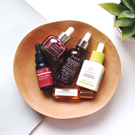 Top 5 Anti Aging Facial Oils