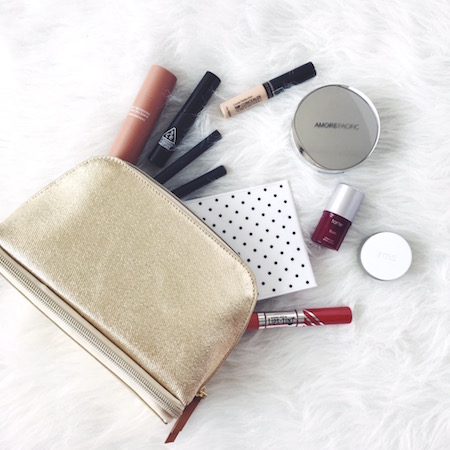 Travel Makeup Bag Must Haves