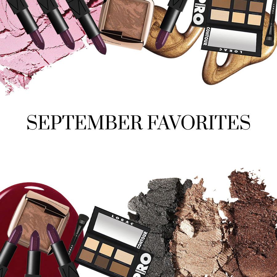 September Beauty & Fashion Favorites