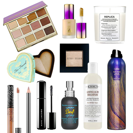 YouTube April beauty and fashion favorites