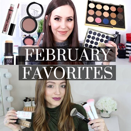 February Favorites Videos